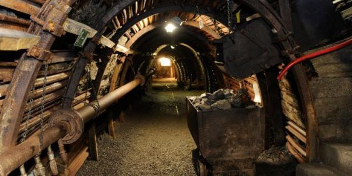 Blegny Mine, Belgium