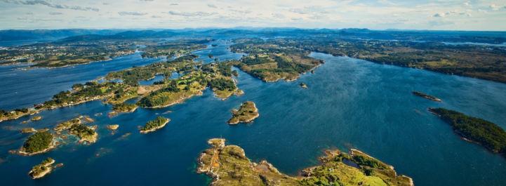 Nordhordland Biosphere Reserve, Noorwegen