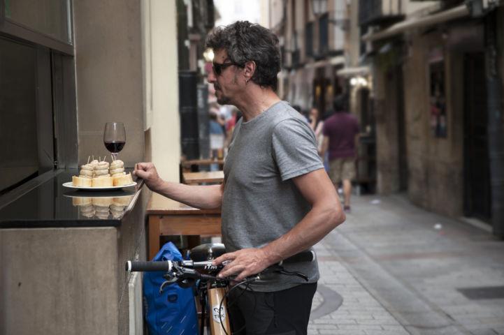 Tapas en wijn, La Rioja, Spanje