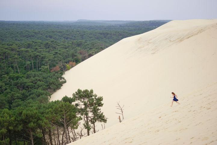 Dune du Pilat ©LaVelodyssee