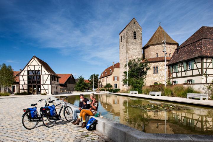 EuroVelo 15 France Ottmarsheim.jpg