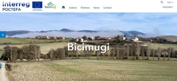 Bicimugi Website